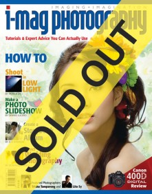 i-Mag Photography magazine_Soldout issue1