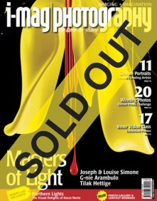 i-Mag Photography magazine_Soldout issue22