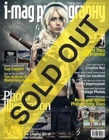 i-Mag Photography magazine_Soldout issue33