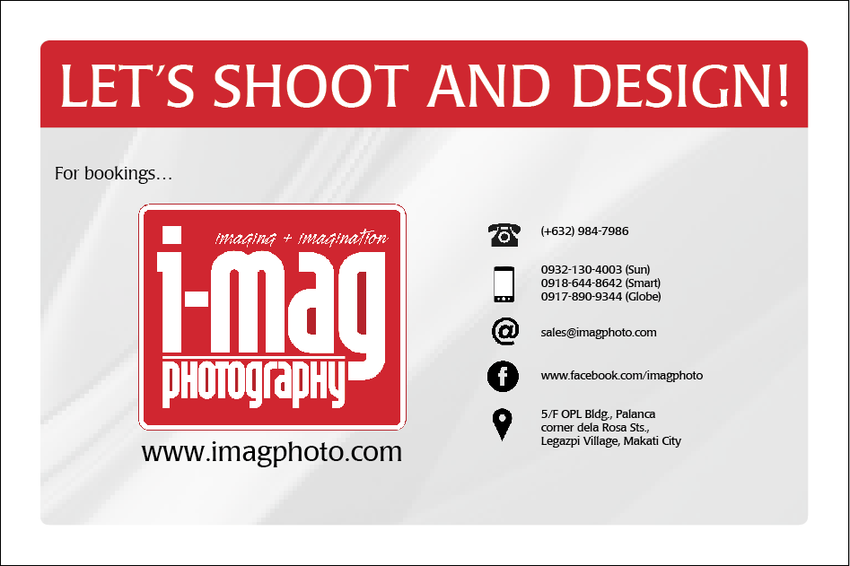 Lets Shoot and Design