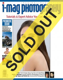i-Mag Photography magazine_Soldout issue 00