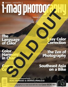 i-Mag Photography magazine_Soldout issue11