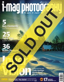 i-Mag Photography magazine_Soldout issue19