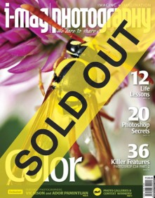 i-Mag Photography magazine_Soldout issue20